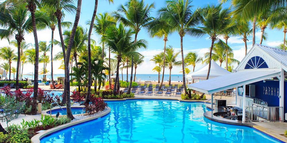 Courtyard by Marriott Isla Verde Beach Resort -- Carolina, Puerto Rico