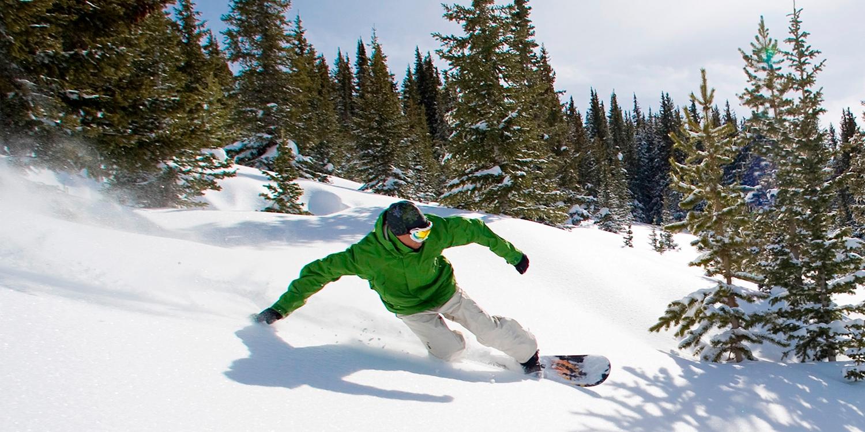 $103 – Banff Stay during Ski Season, Reg. $166 -- Banff, Canada