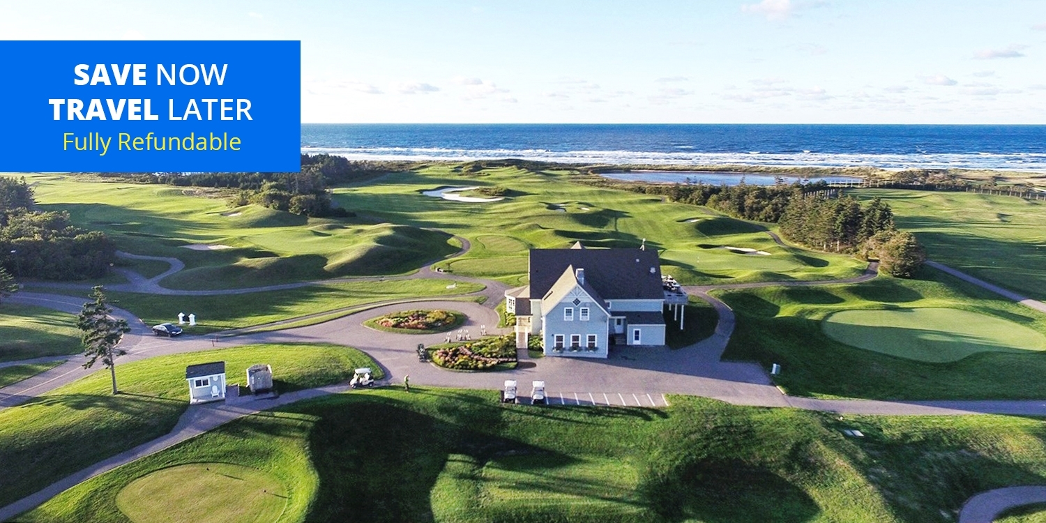 $119 – PEI: Luxury Oceanfront Resort Stays, nearly 45% Off -- Morell, Prince Edward Island