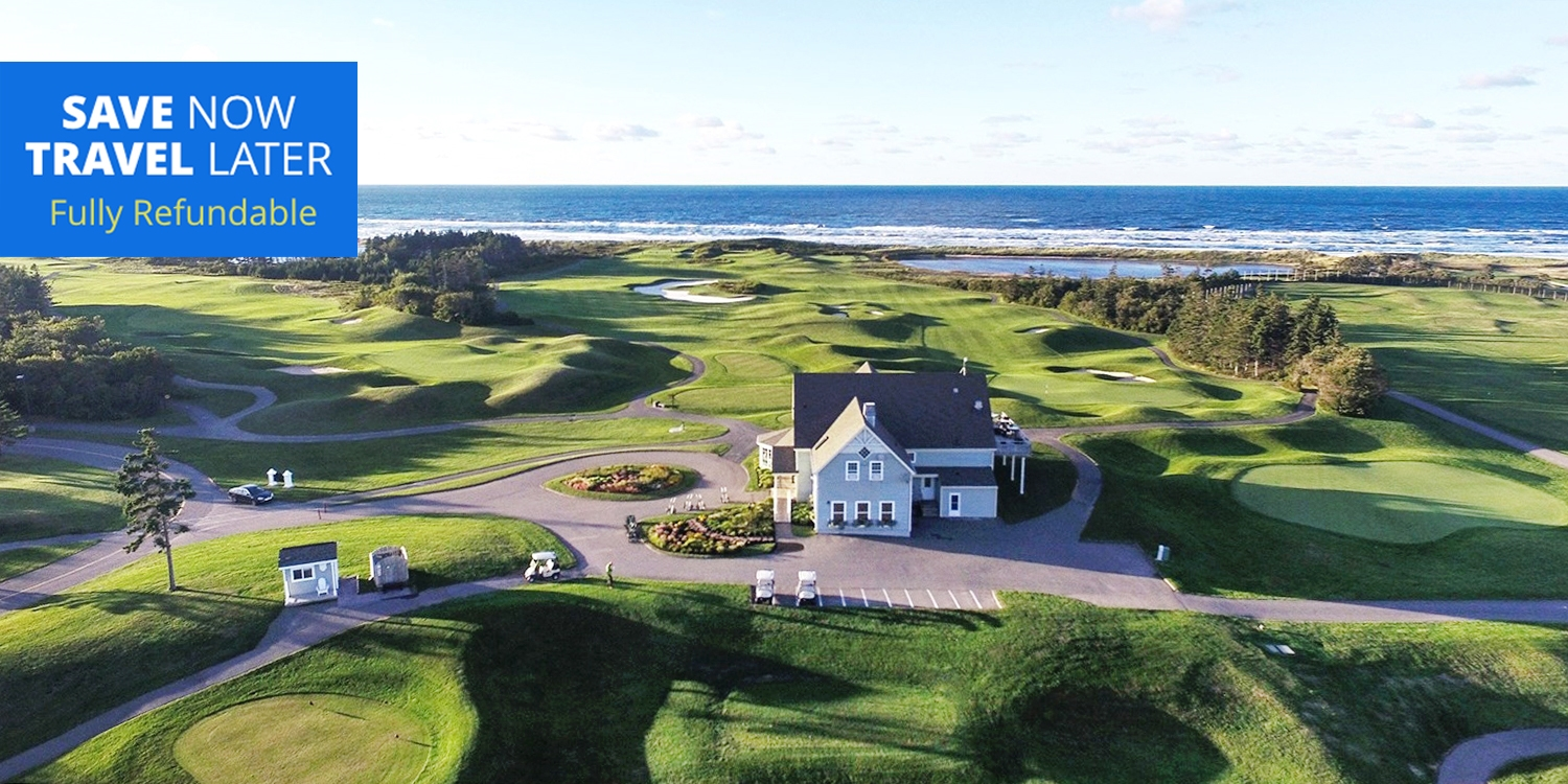 $119 – PEI: Luxury Oceanfront Resort, up to 40% Off -- Morell, Prince Edward Island