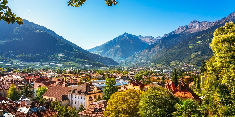 ab 159€ – Südtirol: Suite und 5-Gang-Menüin Meran, -46% -- Meran, Italien