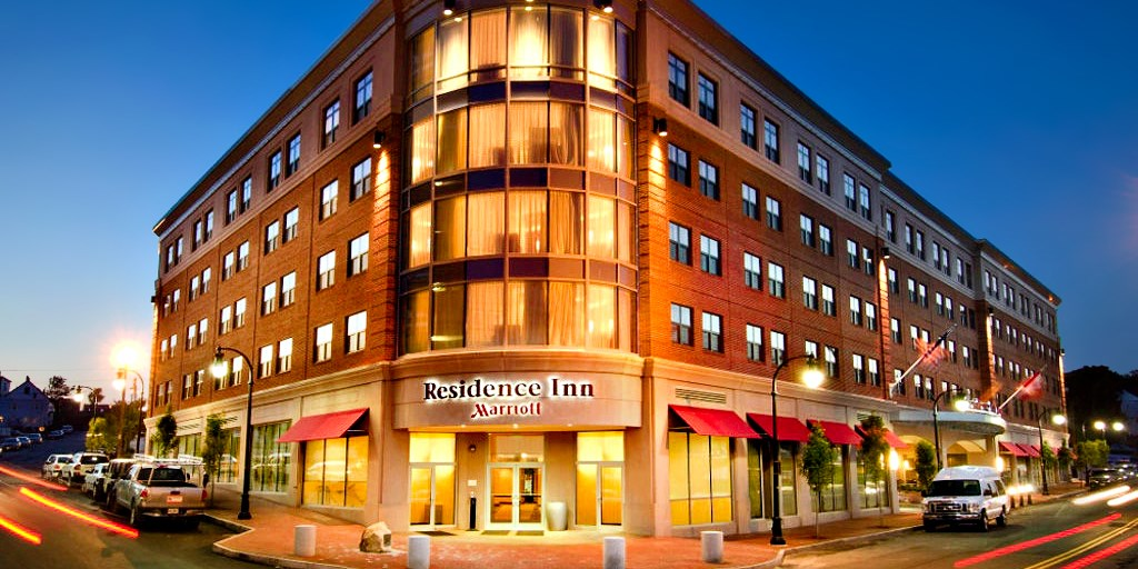Residence Inn by Marriott Portland Downtown Waterfront -- Portland, ME