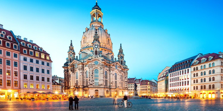 59€–79€ – Barockstadt Dresden mit Upgrade, -50% -- Sachsen