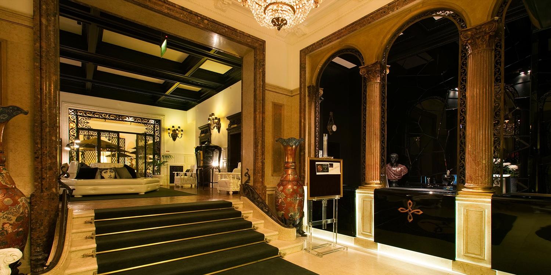 Hotel Infante Sagres -- Porto, Portugal