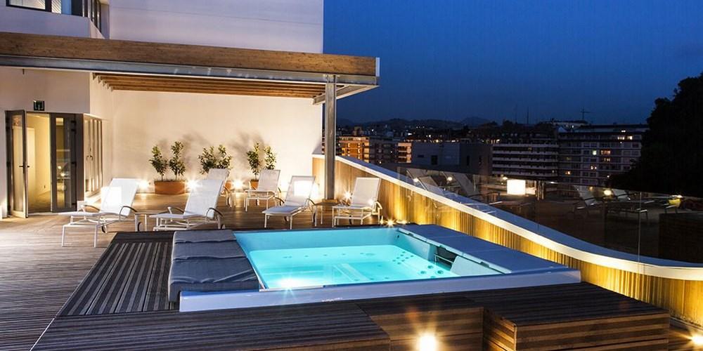 Hotel Zenit San Sebastián -- San Sebastian, Spanien