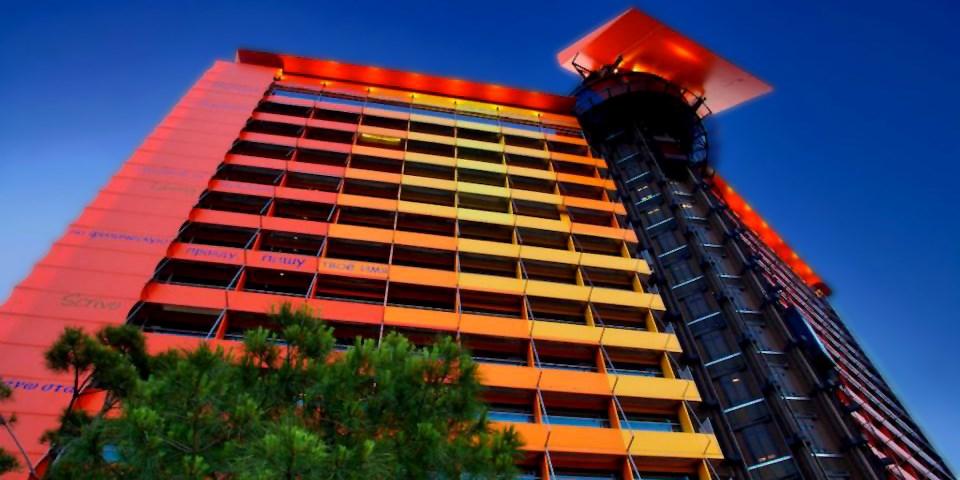 Hotel Puerta América -- Madrid, Spain
