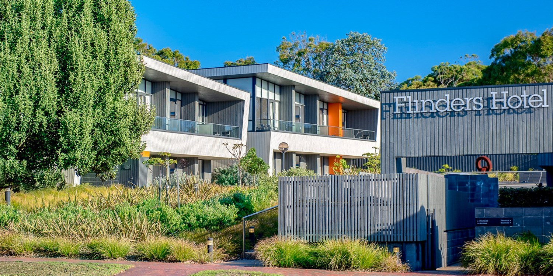 $130 – Mornington Peninsula Coastal Stay w/Brekkie & More, Save 52% -- Flinders, Australia