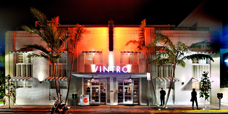 Eurostars Vintro Hotel -- South Beach