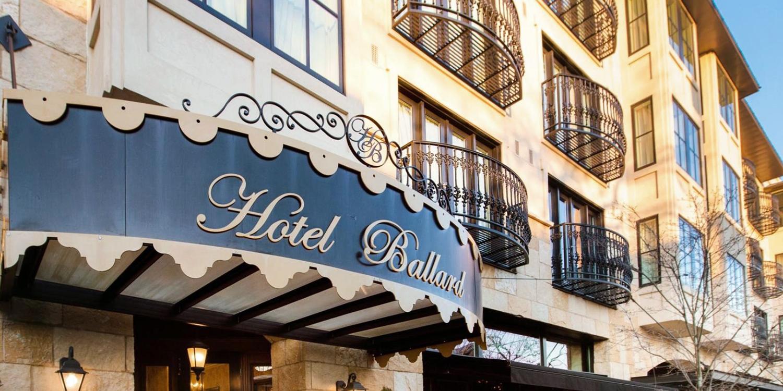 Hotel Ballard -- Seattle, WA