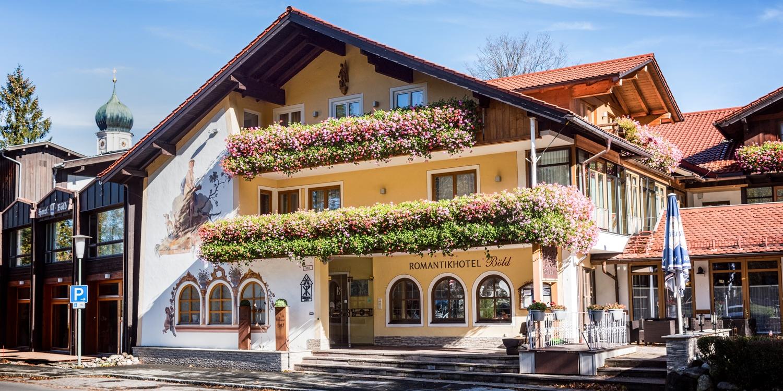 Romantik Hotel Böld & Restaurant Uhrmacher -- Oberammergau