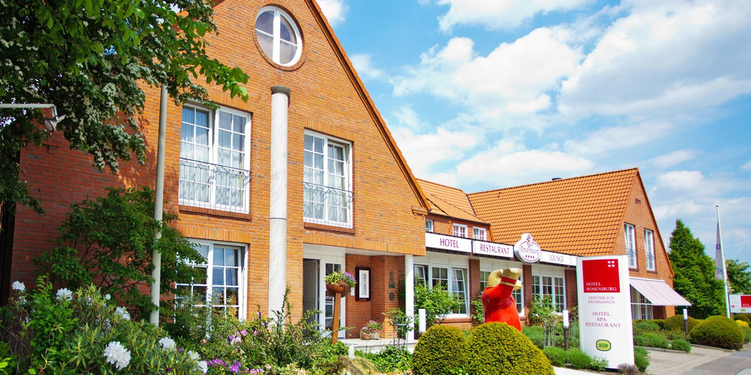 Hotel & Spa Rosenburg -- Husum
