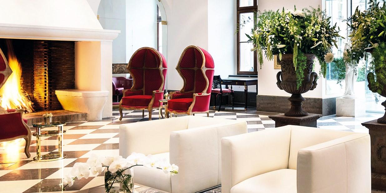 Living Hotel De Medici by Derag -- Düsseldorf