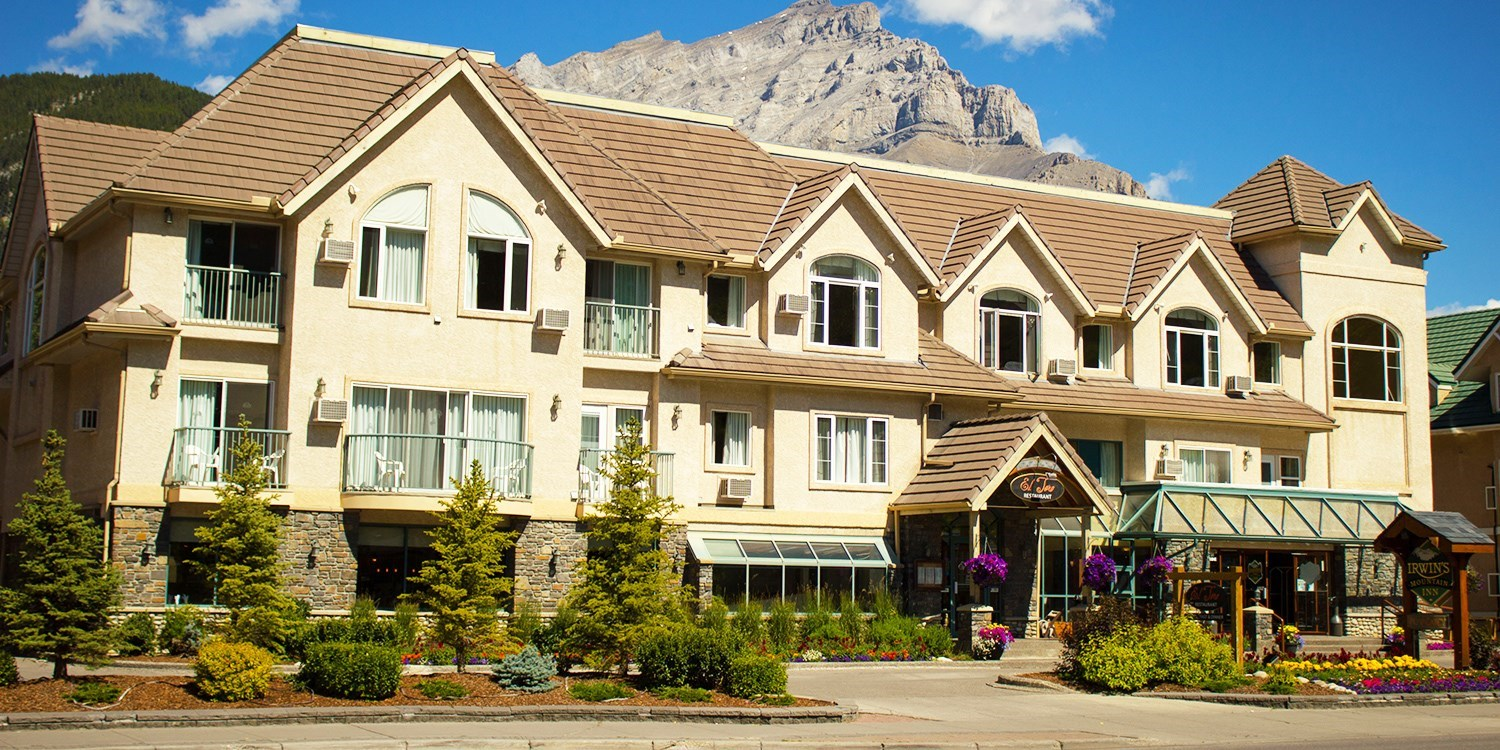 Irwin's Mountain Inn -- Banff, Canada