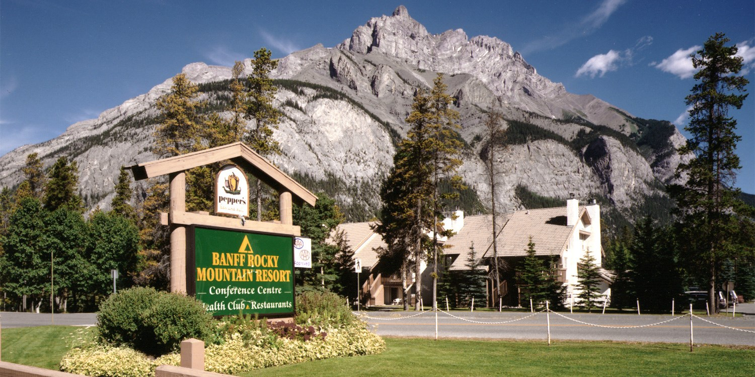 Banff Rocky Mountain Resort -- Banff, Alberta