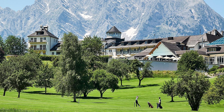 Romantik Hotel Schloss Pichlarn -- Aigen im Ennstal, Österreich