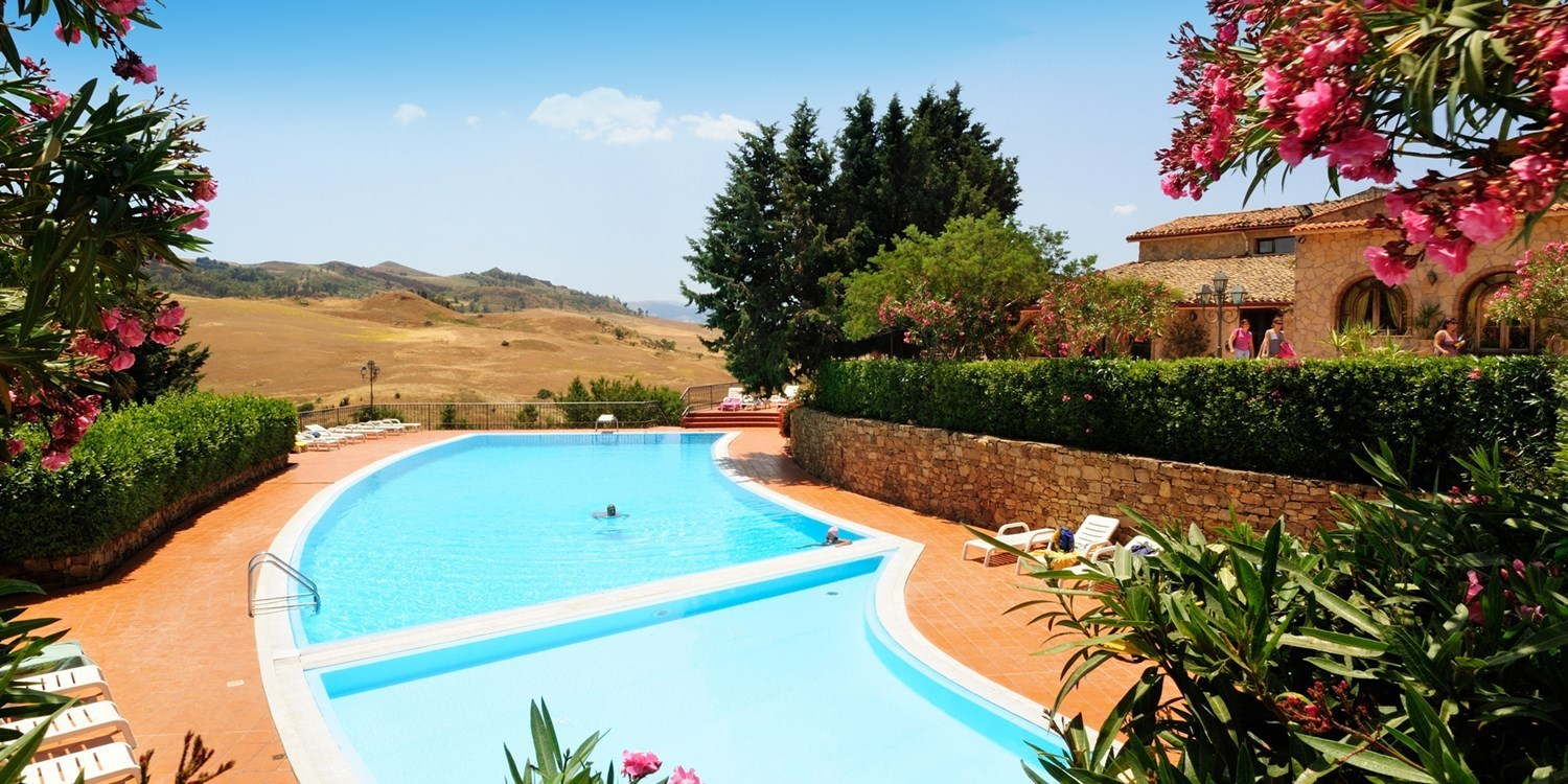 Member Exclusive – Sicily hotel stay with swimming pool -- Sicily, Italy