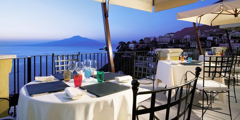 Grand Hotel Angiolieri -- Amalfi, Italien