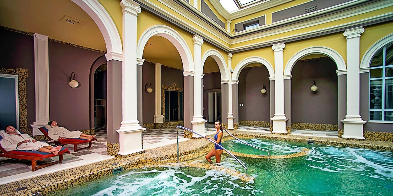 Bagni di Pisa Palace & Spa -- Pisa, Italy