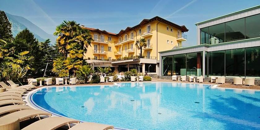 Villa Nicolli Romantic Resort -- Riva del Garda, Italy