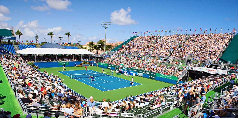 $10 & up: Seats at Chris Evert Raymond James Tennis Classic