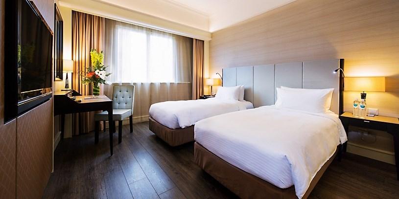The Elizabeth Hotel -- Singapore