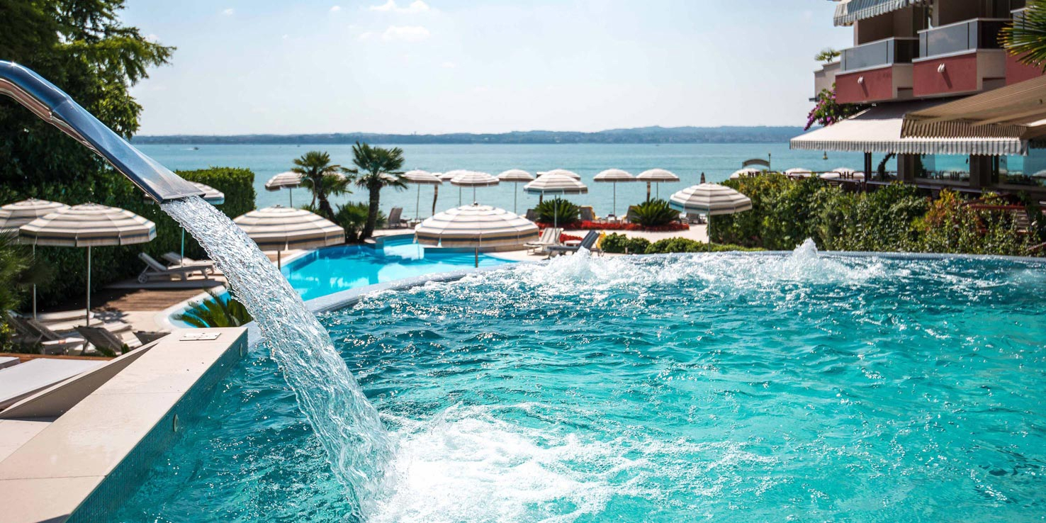 Hotel Continental Thermae & Spa -- Sirmione, Italien