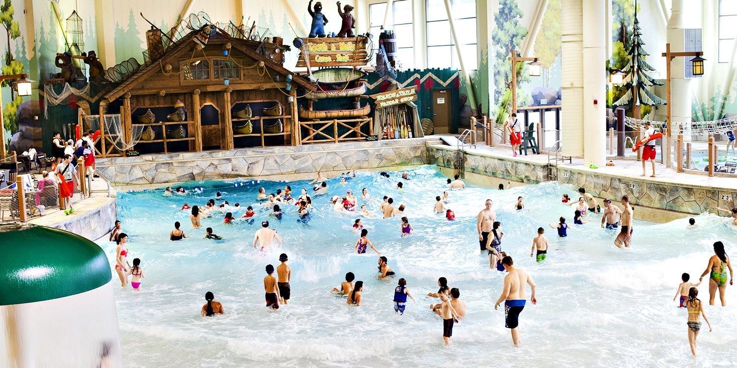 Great Wolf Lodge New England/Boston -- Fitchburg, MA