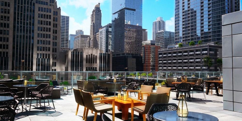 Loews Chicago Hotel -- Streeterville, Chicago