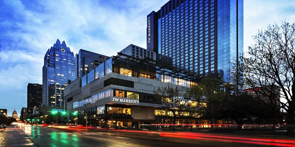 JW Marriott Austin -- Austin, TX