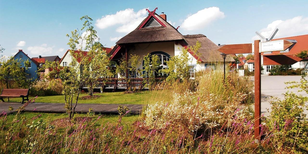 Dorfhotel Fleesensee -- Mecklenburgische Seenplatte, Germany