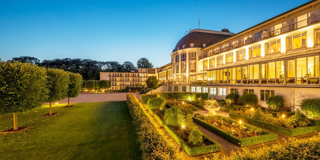 Dorint Park Hotel Bremen -- Bremen, Germany