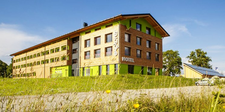 Explorer Hotel Neuschwanstein -- Nesselwang