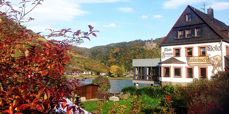 Weinhotel Landsknecht -- Sankt Goar, Germany