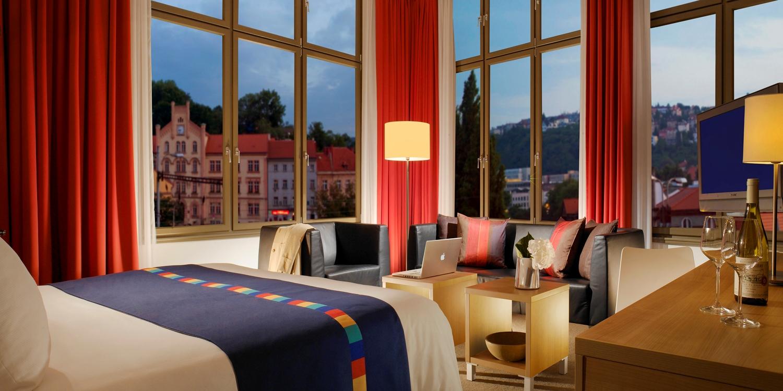 Park Inn Hotel Prague -- Prague, Czech Republic