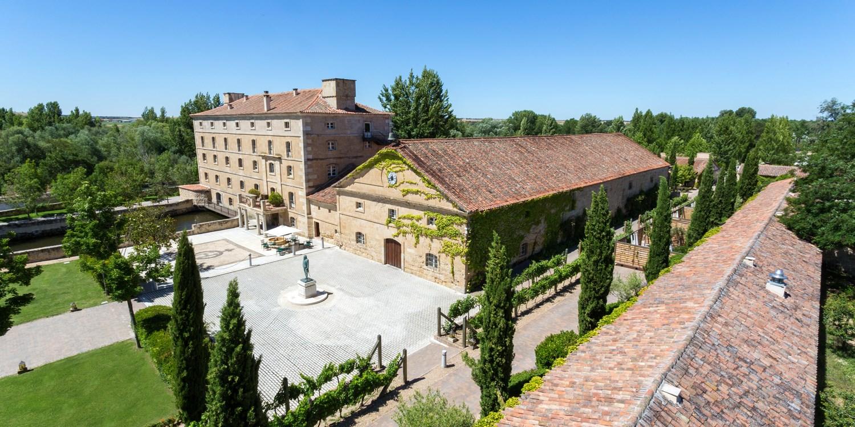 Hacienda Zorita Wine Hotel & Spa -- Valverdón, Spain