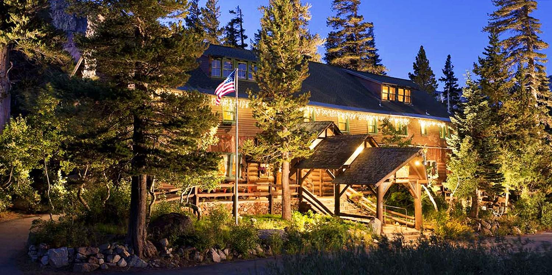 Tamarack Lodge and Resort -- Mammoth Lakes, CA