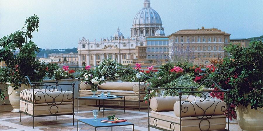 Atlante Star Hotel -- Rome, Italy