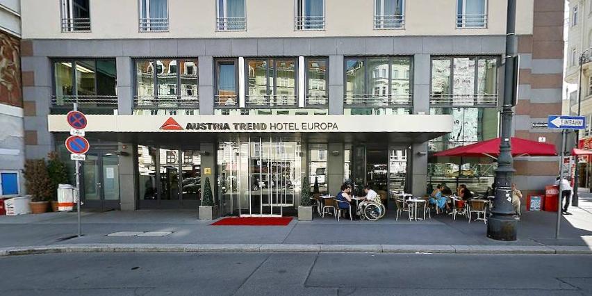 Austria Trend Hotel Europa Wien Travelzoo