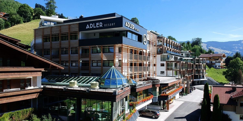 Adler Resort -- Saalbach-Hinterglemm, Österreich