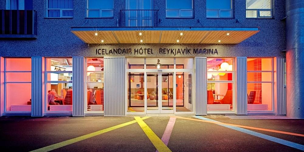 Icelandair Hotel Reykjavik Marina -- Reykjavik, Iceland