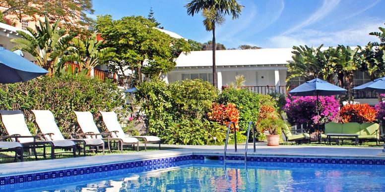 Rosedon Hotel -- Hamilton, Bermuda