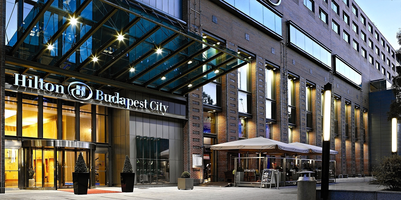 Hilton Budapest City -- Budapest, Hungary