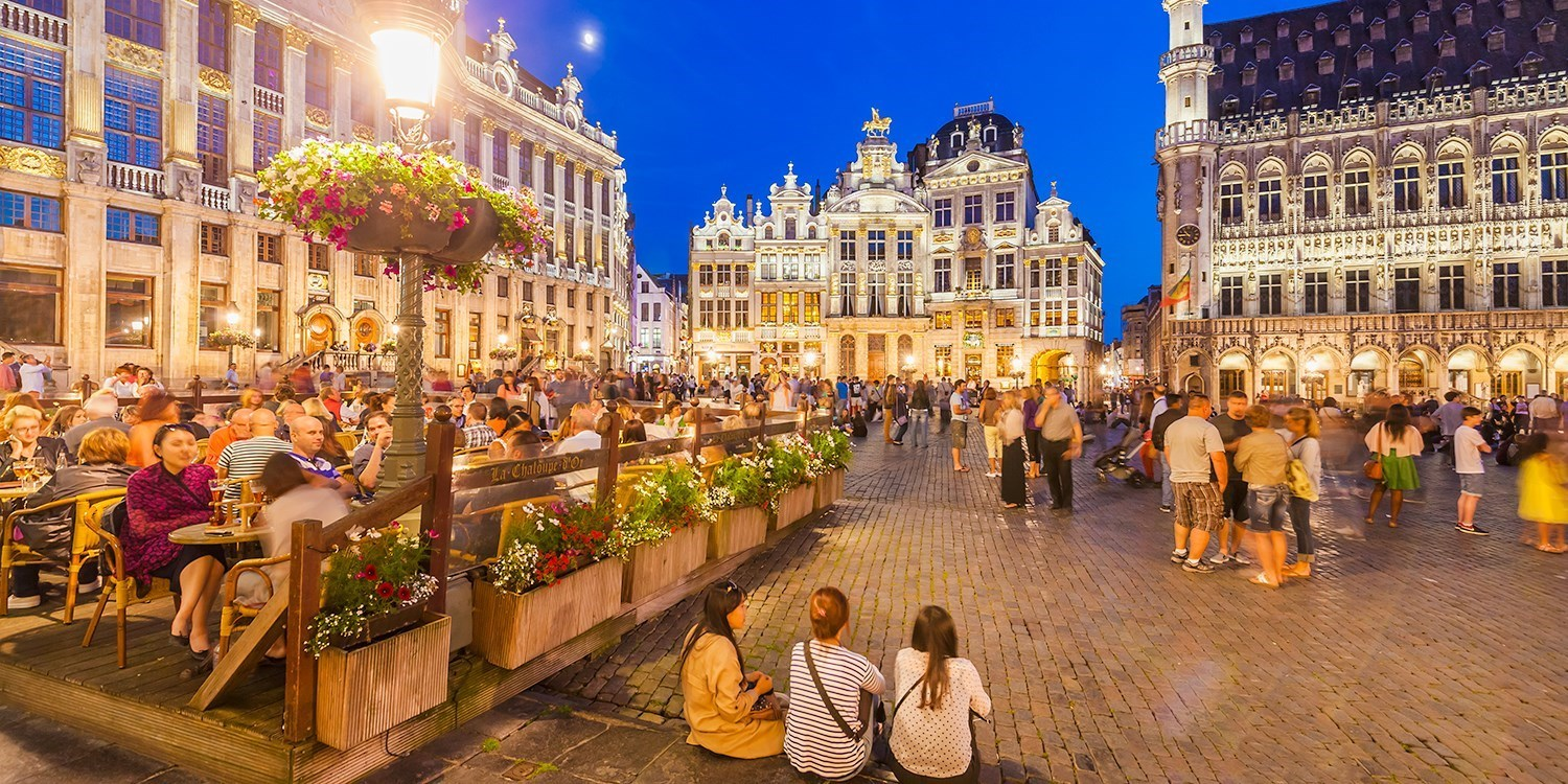 $81 – Brussels: 4-star weekend stays inc breakfast, 48% off -- Brussels, Belgium