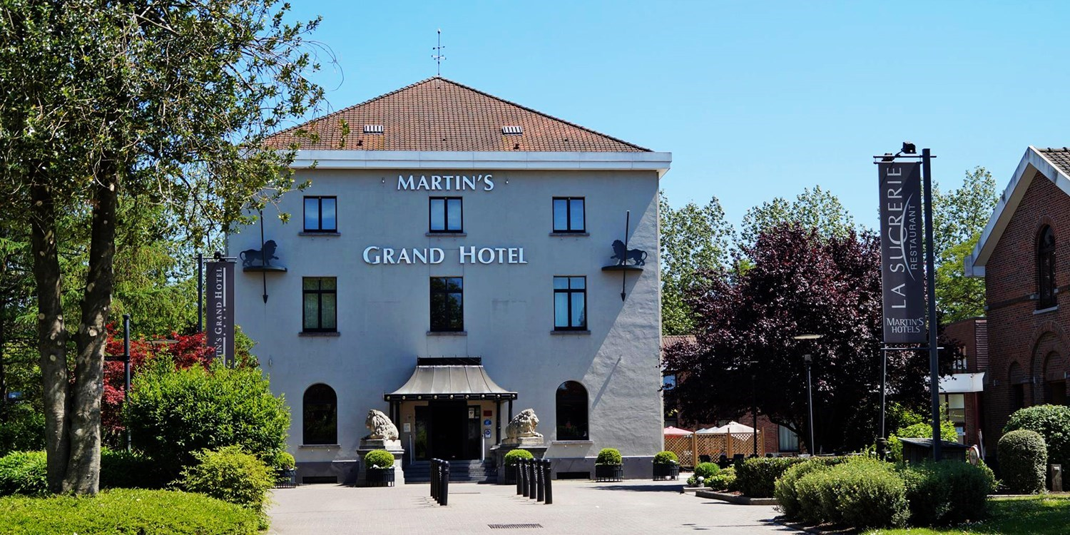 Martin's Grand Hotel -- Waterloo, Belgium