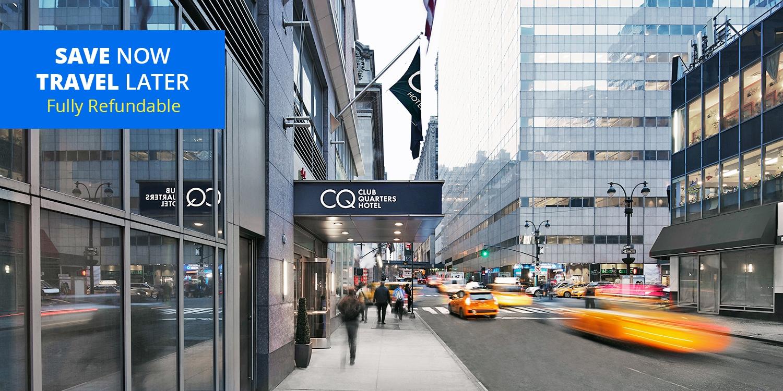 $75-$95 – NYC: Midtown Hotel through August, incl. Weekends -- Midtown, New York