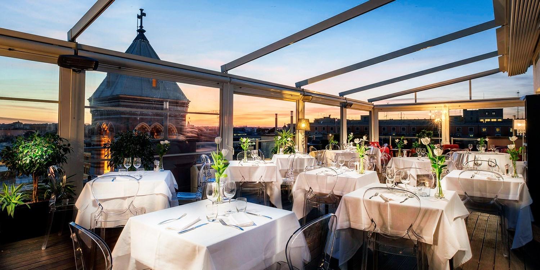 Hotel La Griffe Roma MGallery by Sofitel -- Rome, Italy
