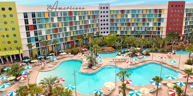 Universal's Cabana Bay Beach Resort -- International Drive Area, Orlando