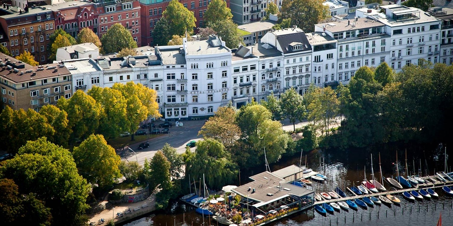 relexa hotel Bellevue -- Hamburg, Germany