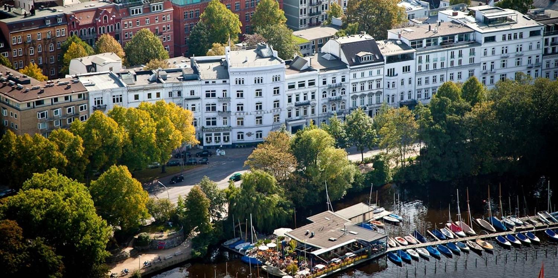 relexa hotel Bellevue -- Hamburg