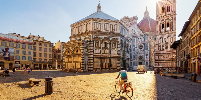 Hotel Athenaeum -- Florenz, Italien